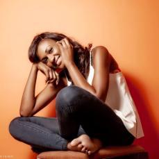 Andréa Kakou N'Guessan, miss Côte d'Ivoire 2015