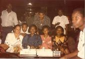 Cécilia Valentin , Miss Côte d'Ivoire 1988