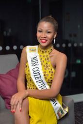 Jennifer Yéo, Miss Côte d'Ivoire 2014