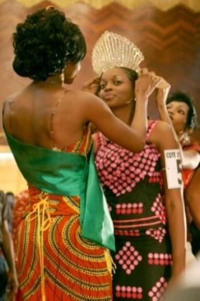 Murielle Nanié, miss FESPAM 2008