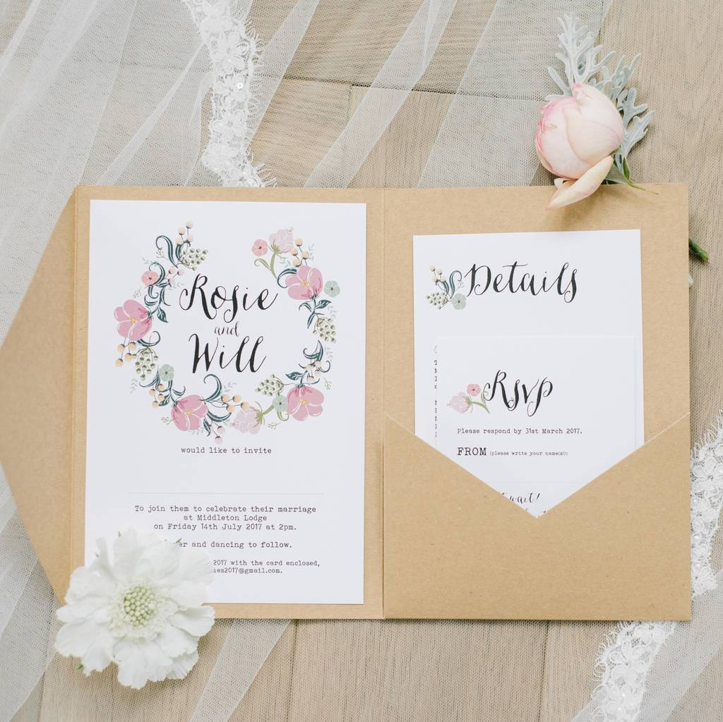 Cheap Wedding Invitations Nz