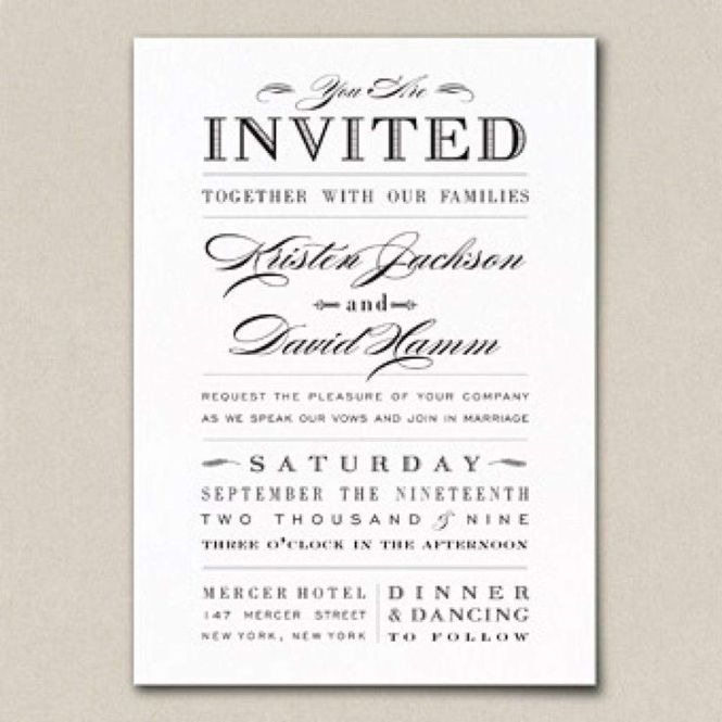Wedding Abroad Invitation Wording Ideas: Verbiage For Wedding Invitations