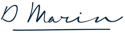 d marin logo