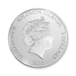 Back of silver coins
