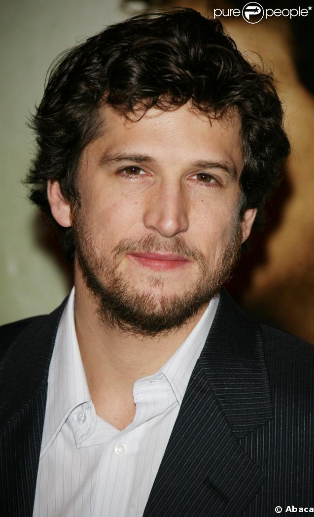 Classify Actor Guillaume Canet