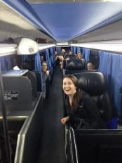 Overnight bus to Mendoza