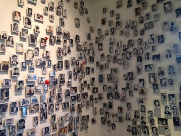 Museum of Memory: photos of victims
