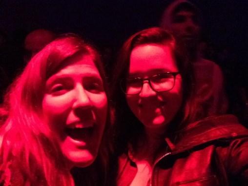 Arestia and I are excited for Bomba de Tiempo!