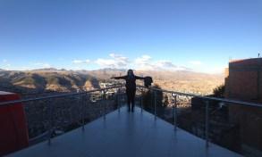 El Alto! Titanic lookout point
