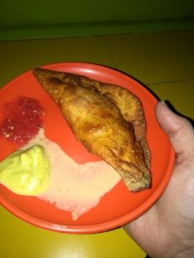 Street food tour: Tucumanas