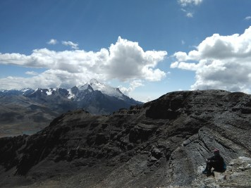 Chacaltaya views