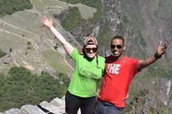Top of Huyana Picchu