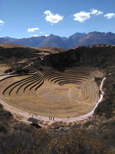 Moray - an Inca greenhouse