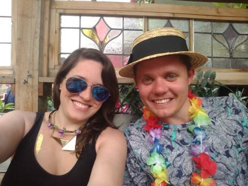 Undertone Summer Party, with Stu