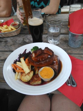 Sunday roast, Oxford