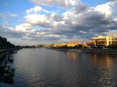 Beautiful views of the Vltava