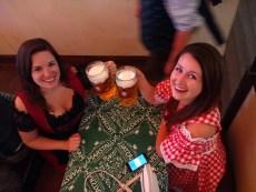 CHEERS from Oktoberfest!