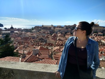 Walking the Old Town walls