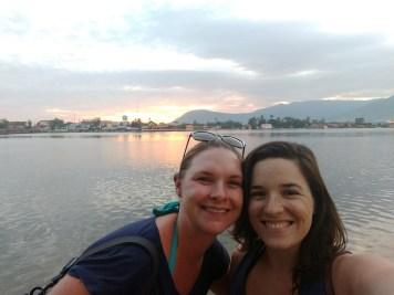 Liz and I, Kampot