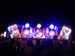 Crazy concert we stumbled upon
