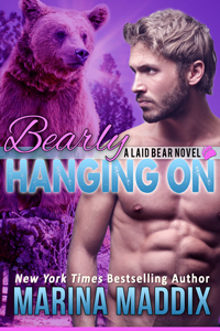 Bearly Hanging On (A Laid Bear Novel)