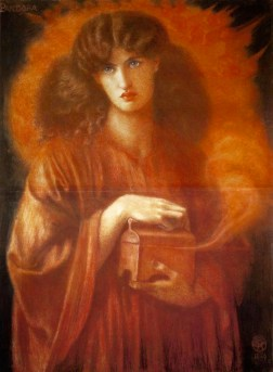 Drawing of Jane Morris by Dante Gabriel Rossetti 1869. Reference for Marina's Muses.
