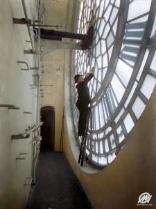 Big Ben (Elizabeth Tower), 1920