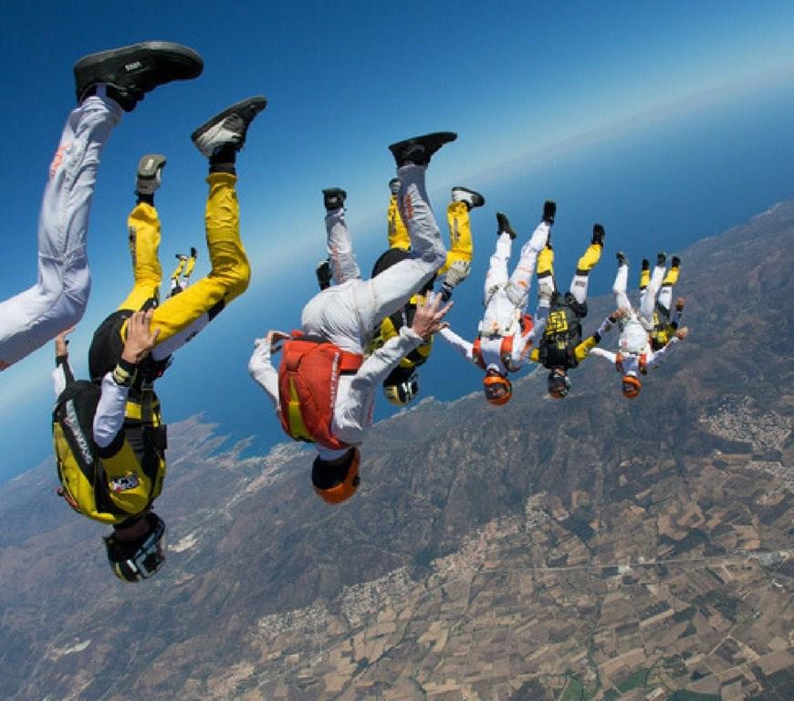 EXTREME SPORTS: ΕΛΕΥΘΕΡΗ ΠΤΩΣΗ, Αλεξίπτωτα, αθλητικός τουρισμός, αναψυχή, ευεξία;, κίνδυνος
