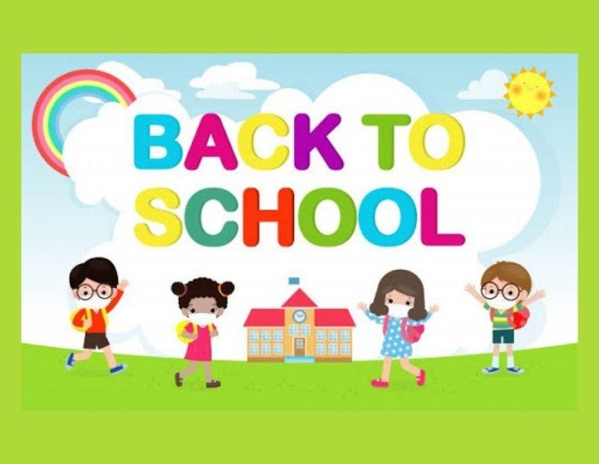Μάσκα στο σχολείο, χρήση μάσκας, παιδί μάσκα, προφύλαξη, κορωνοιος, covid, επιστροφή στο σχολείο, back to school