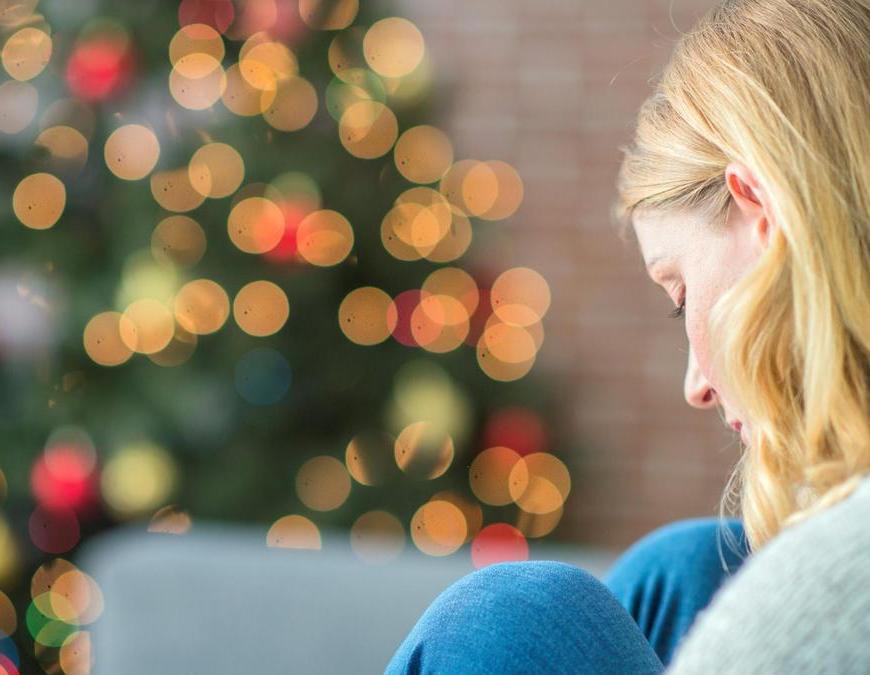 Christmas Blues κατάθλιψη, απώλεια πένθος, πανδημία, lockdown, άγχος, φόβος,