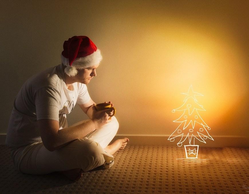Μελαγχολία Χριστουγέννων Χριστούγεννα κατάθλιψη