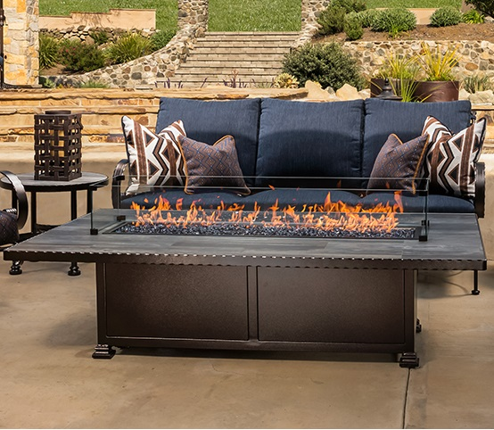 o w lee outdoor firepit collection