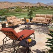 winston palazzo sling patio furniture