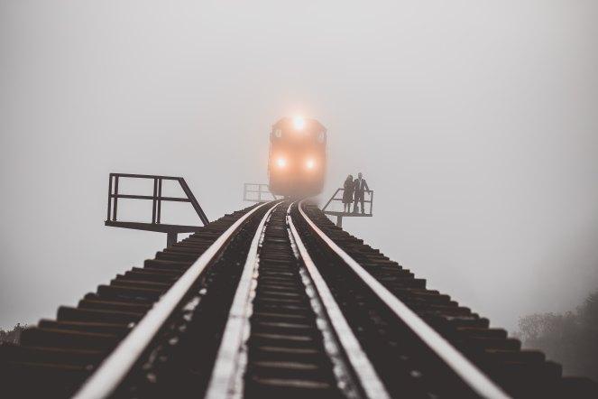 τρένο-άνθρωποι