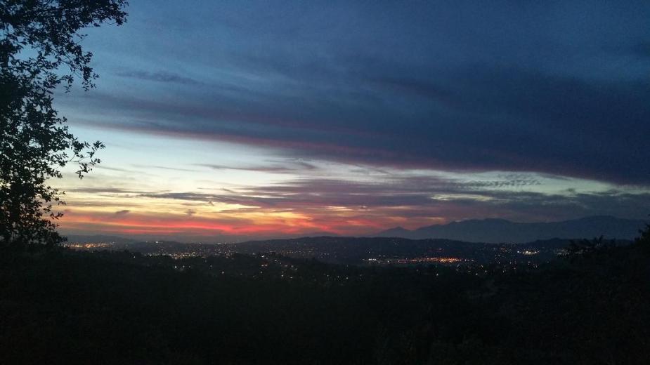 ουρανός-σούρουπο-ηλιοβασίλεμα