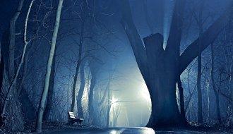 μια στοιχειωμένη νύχτα