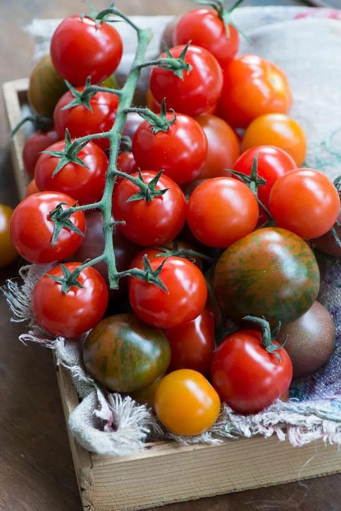 tomater til pasta