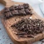 Opskrift. Chokolade temperering i microovn