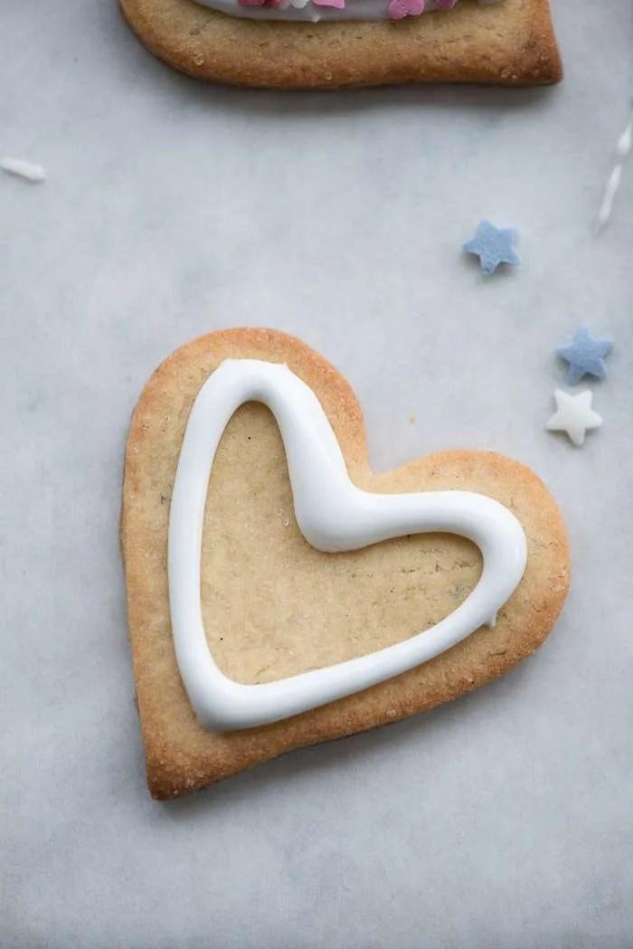 glasur til småkager