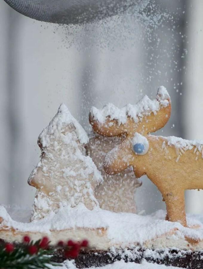 Opskrift på julebrownie fra Marinas Mad