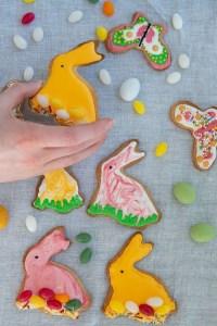 Påskehare småkager