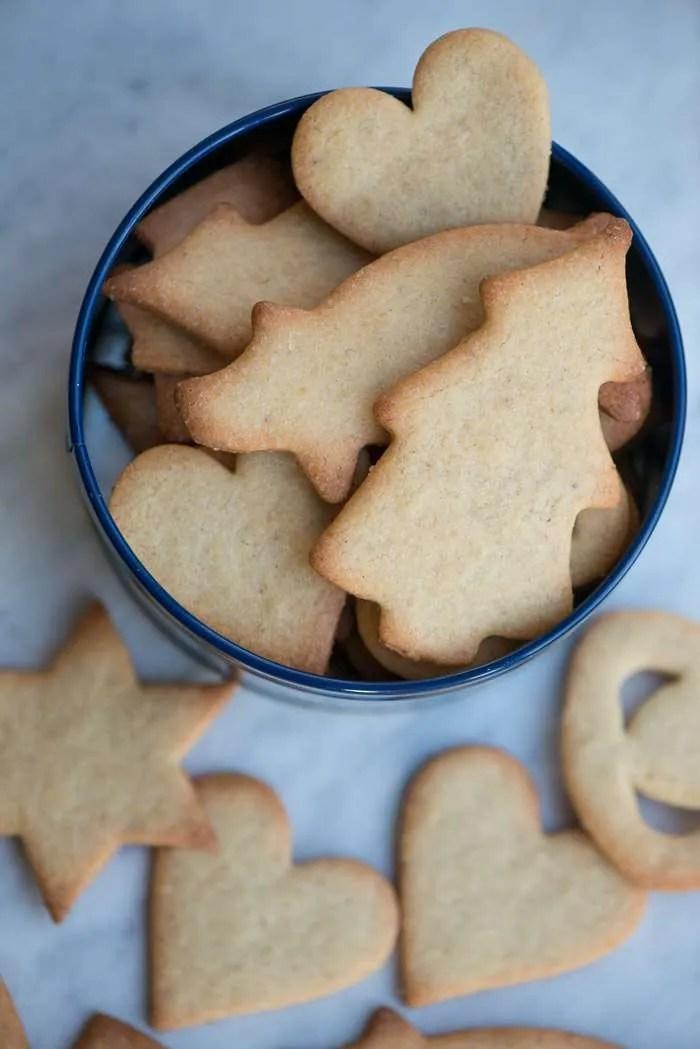 Børnevenlige småkager udstik