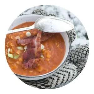 tomatsuppe opskrift