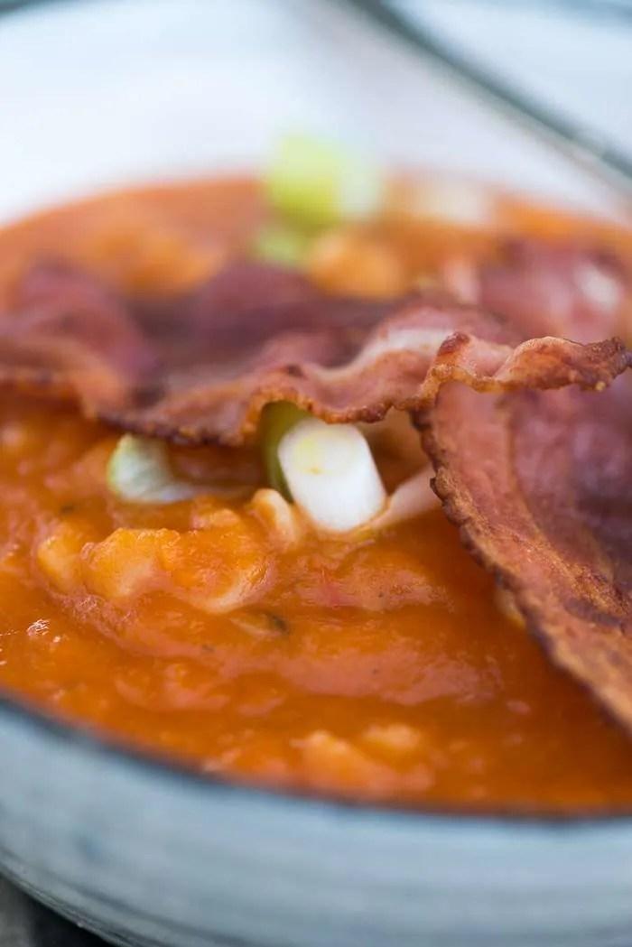 Børnevenlig suppe