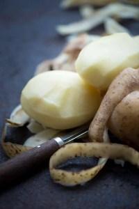 Kartofler til kartoffelmos