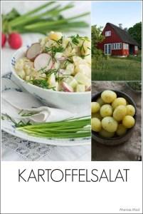 Hjemmelavet kartoffelslat opskrift