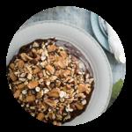 Fyldig chokoladekage opskrift