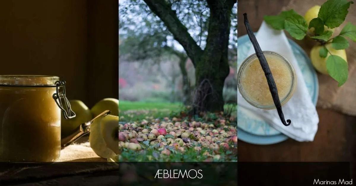 Mormor mad æblemos opskrift
