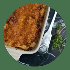 Opskrift på de bedste flødekartofler