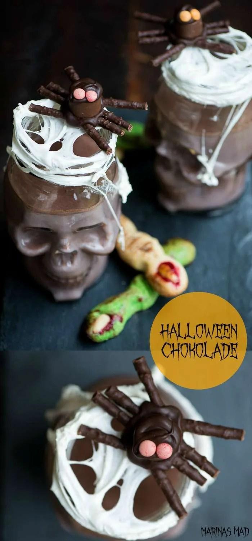 Opskrift på halloween kakao